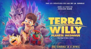 Jeu-concours : tentez de gagner un séjour en famille tout compris à la découverte de l'univers de Terra Willy !