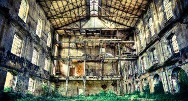 Urbex : notre sélection des plus beaux sites abandonnés du monde