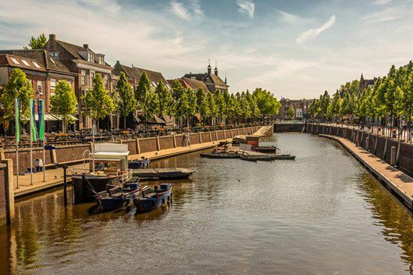 Breda villes accessible