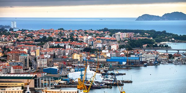 Vigo ville accessible
