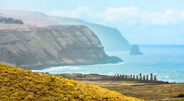 Littoral île de Pâques