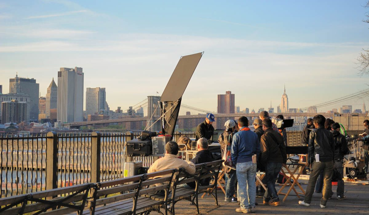 New-York décors de films