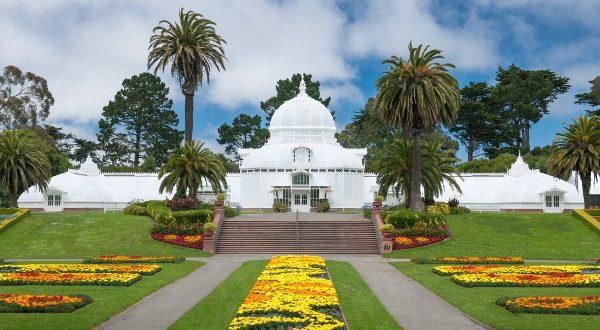 Conservatoire des fleurs de San Francisco