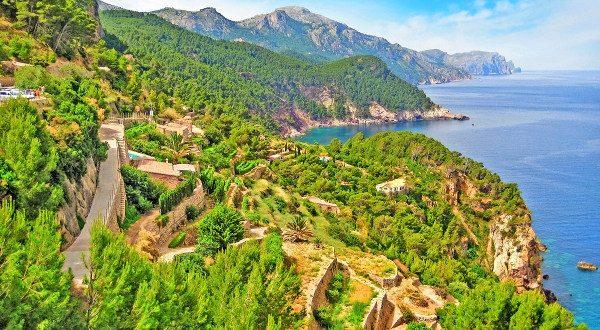 Serra de Tramuntana, Majorque, iStock