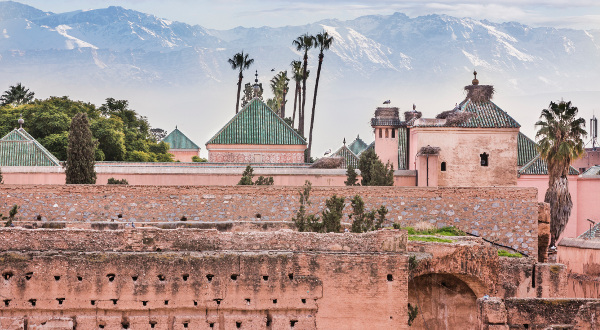 Badi Marrakech iStock