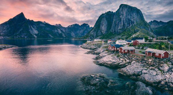 Iles Lofothen - Norvège
