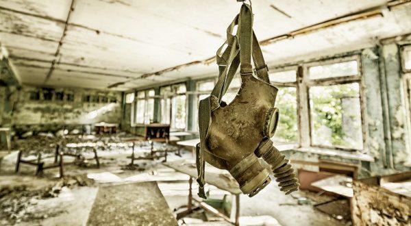 Masque - Tchernobyl