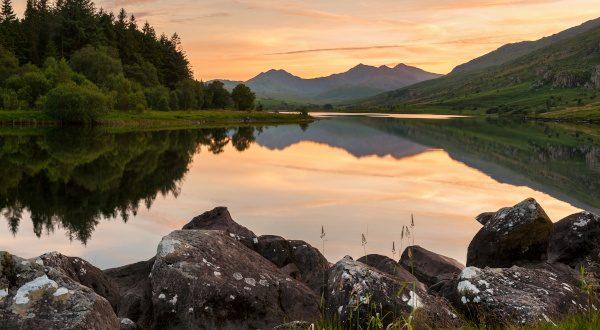Snowdonia - Pays de Galles