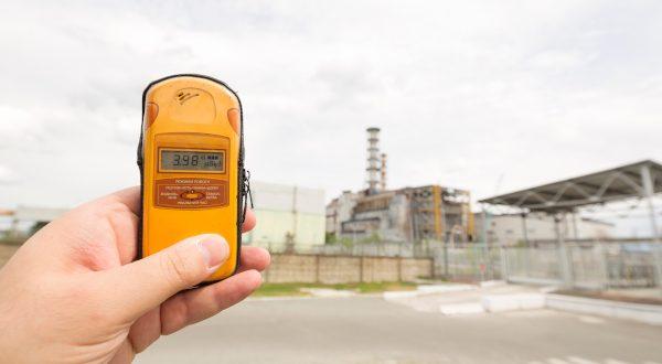 Radiation - Tchernobyl, Ukraine