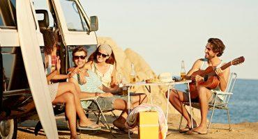 Camping-car : comment trouver le meilleur spot pour dormir ?