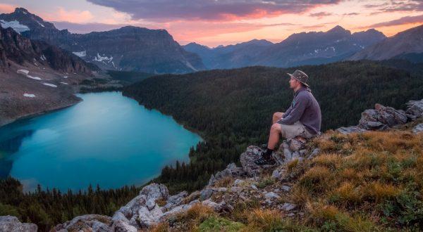 Randonnée à Banff