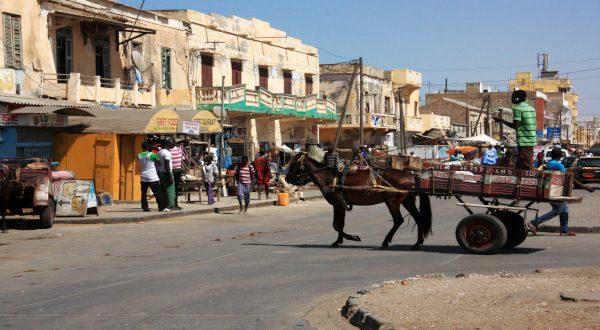 Rue Saint Louis - Sénégal
