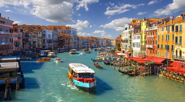 Vaporetto-Venise