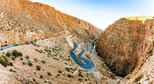 Gorges de Todgha Maroc