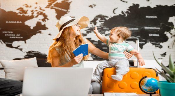 Passeport - bébé