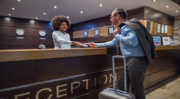Reception - Hotel