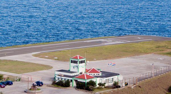 aéroport Juancho E.Yrausquin