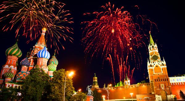 Moscou Nouvel An iStock