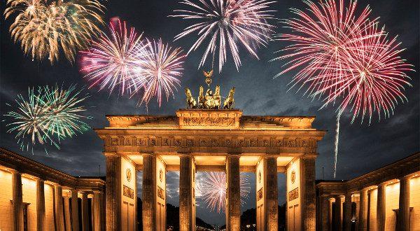 Nouvel An Berlin