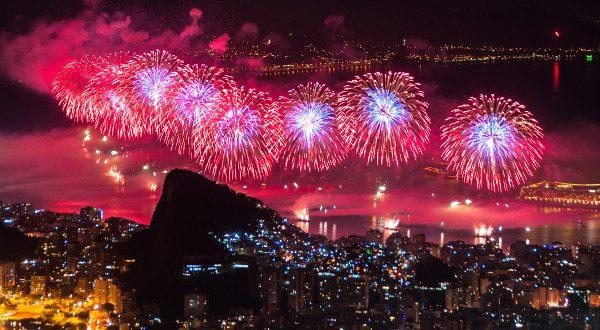 Nouvel An Copacabana