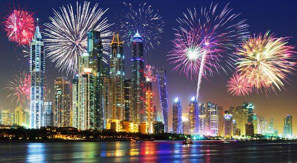 Nouvel An Dubai