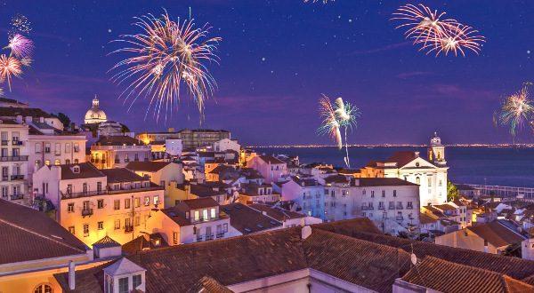 Nouvel An Lisbonne