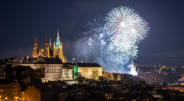 Nouvel An Prague
