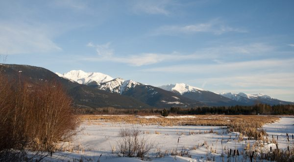 Cranberry Marsh, Valemount, British Columbia