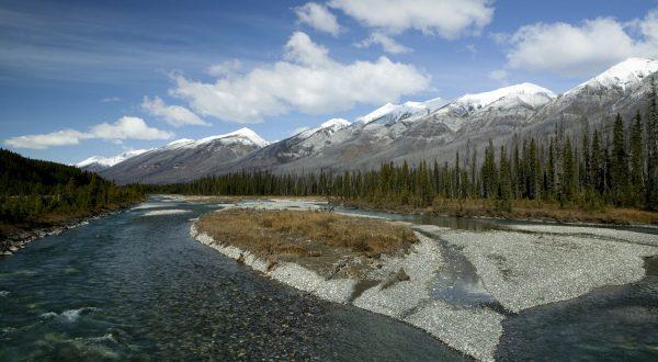 kootenay national park, Canada