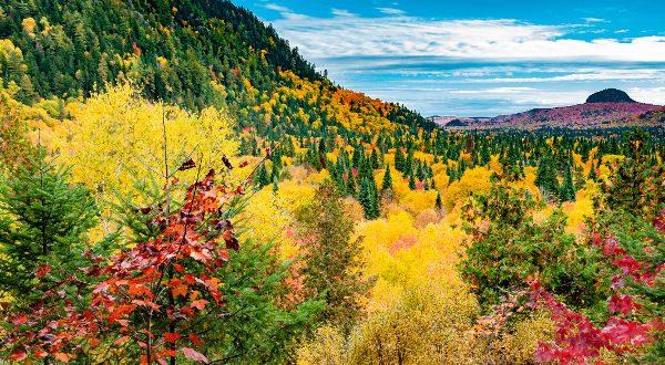 Canada à l'automne