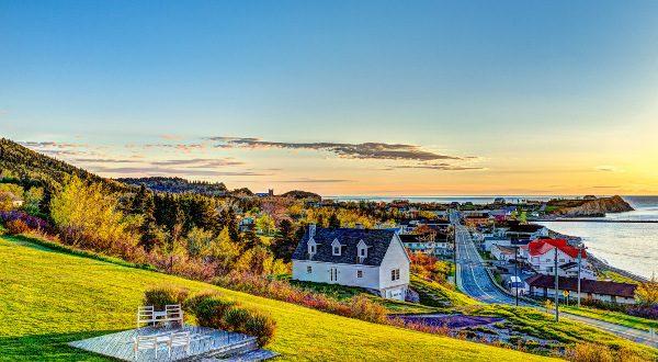 Gaspésie, Canada, iStock