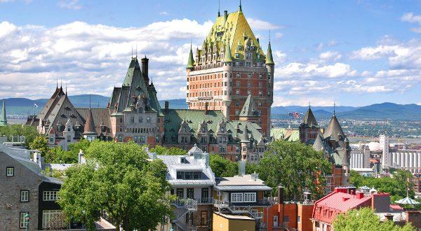 Ville de Québec, iStock