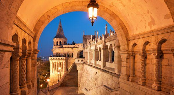 Budapest Shutterstock