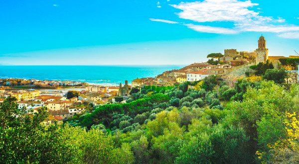 Castiglione della Pescaia Toscane