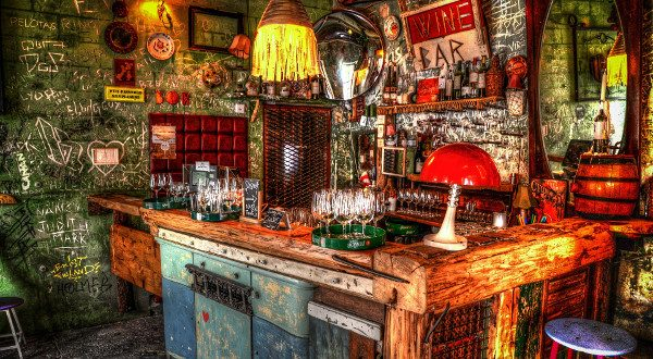 Ruin Bar Budapest Pixabay