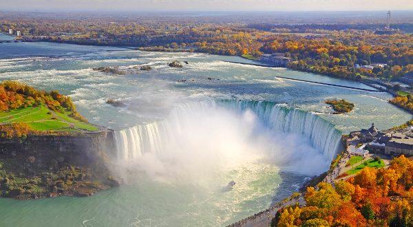 Chuttes-du-Niagara-Toronto