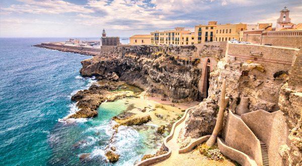 Port de Melilla, Maroc