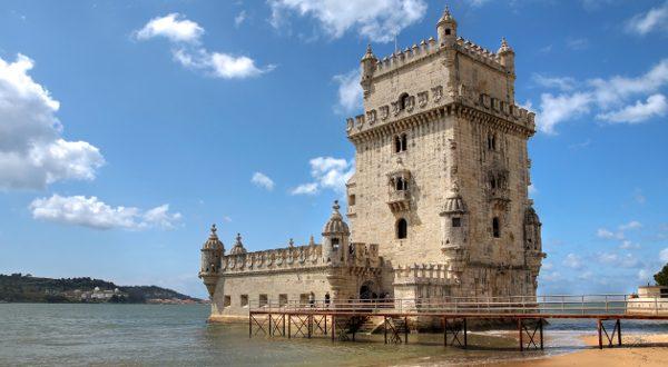 Tour de Belem Lisbonne Portugal