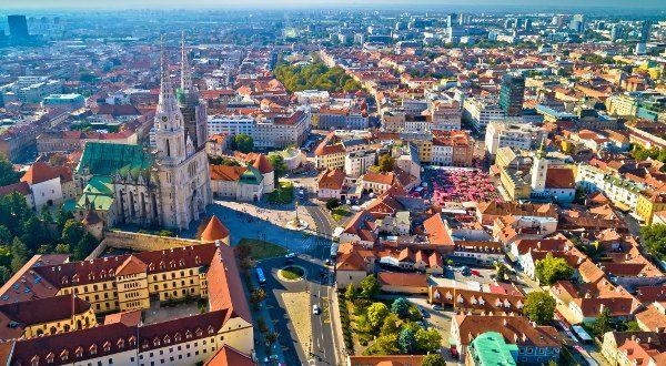 Zagreb iStock