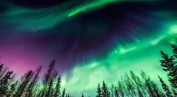 Aurores Boréales Alaska iStock 600x330