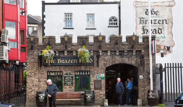 Brazen Head pub Dublin Istock