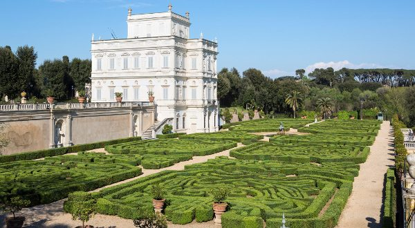 Casino del Bel Respiro la Villa Doria Pamphili, à Rome, Italie iStock
