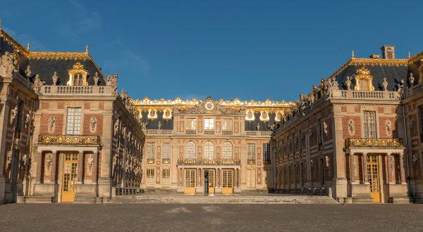 Château de Versailles Paris iStock 600x330