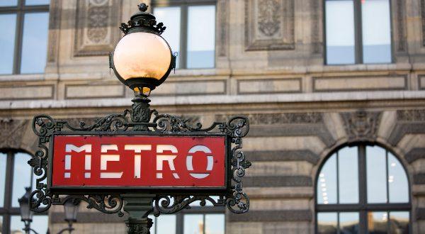 Paris métro iStock 600x330