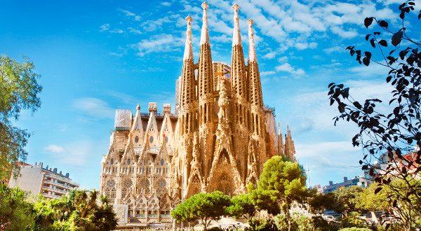 Sagrada Familia Barcelone iStock 600x330