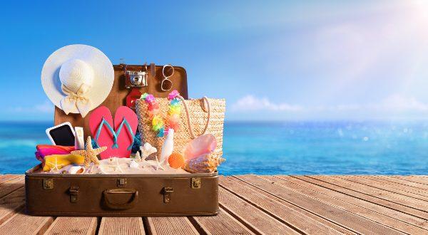 bagages vacances