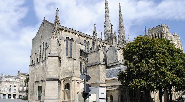 Cathédrale Bordeaux iStock