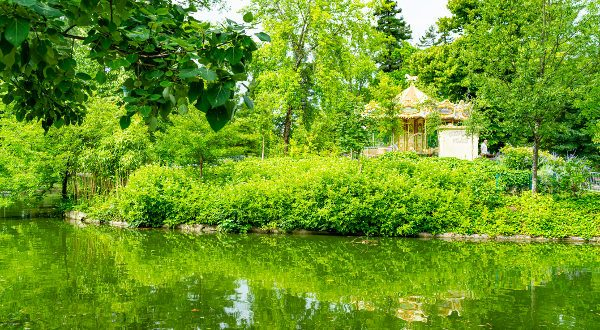 Jardin Bordeaux iStock
