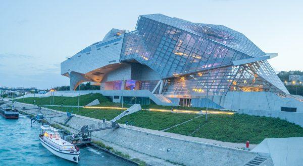 Musée des confluences Lyon iStock