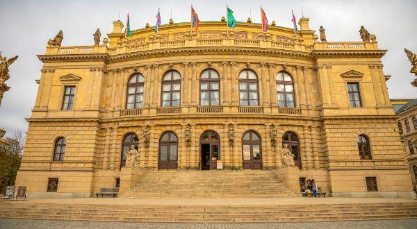Opéra Prague iStock